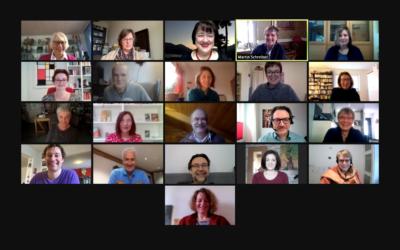 Erstmals digitaler Großgruppenprozess beim D-A-CH-Treffen 2021
