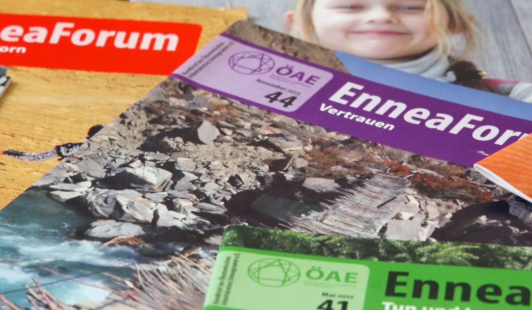 Thema des nächsten EnneaForum-Hefts Nr. 58